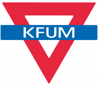 KFUM's logga