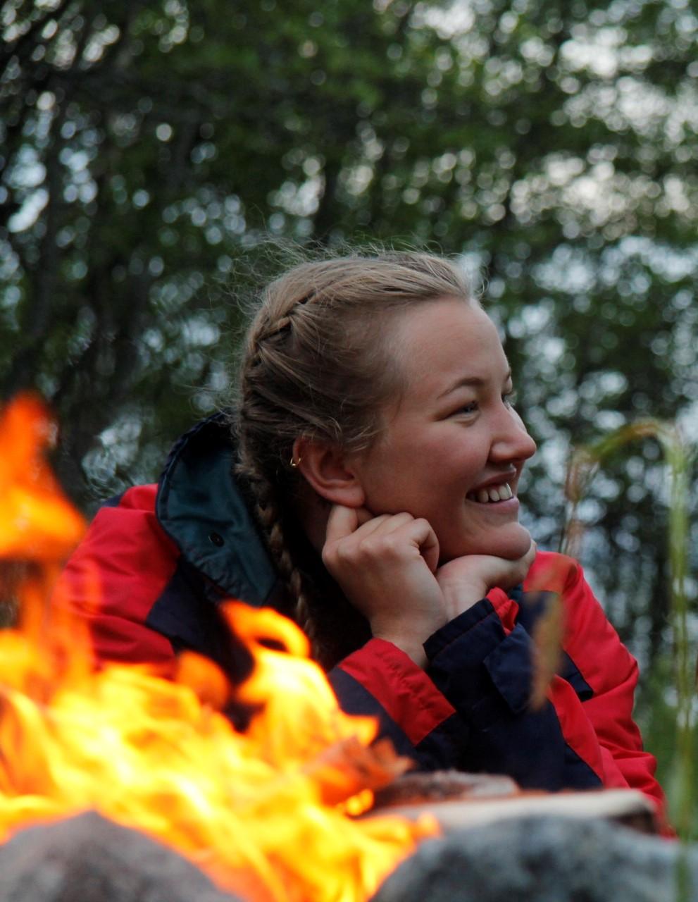 Porträtt av Emma Andersson, Årets Elsa 2020