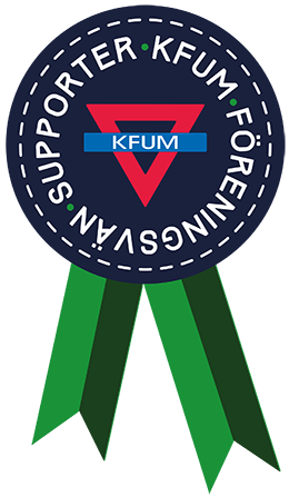 Sigill för föreningsvän privat hos KFUM